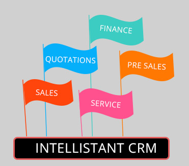 Customer Relationship Management (CRM) and business automation software